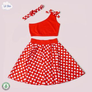 Red Heart Set