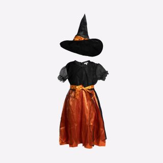 Witch Set (Dress + Hat Included)