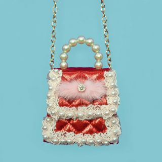Pearly Bag (Red)