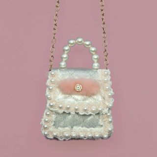Pearly Bag (Silver)